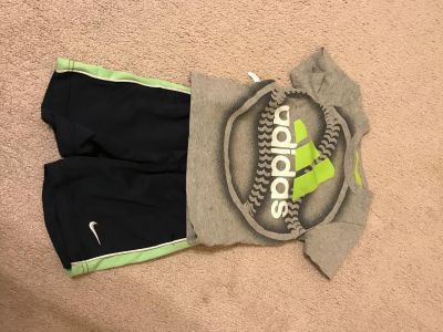 3T Adidas outfit