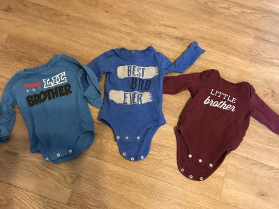 Little brother onesies