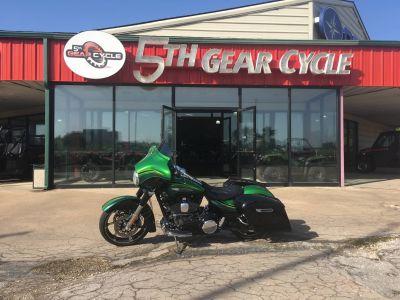 2011 Harley-Davidson CVO Street Glide Cruiser Motorcycles Broken Arrow, OK