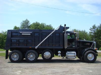 Dump truck loans - All credit types are welcome