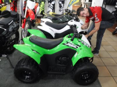 2016 Kawasaki KFX90 Kids ATVs Stuart, FL