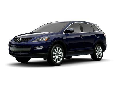 2008 Mazda CX-9 Sport (Liquid Platinum Metallic)