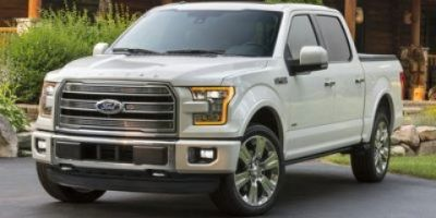 2016 Ford F-150 Limited (White)