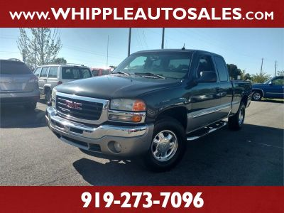2003 GMC Sierra 1500 Base (Dark Grey)