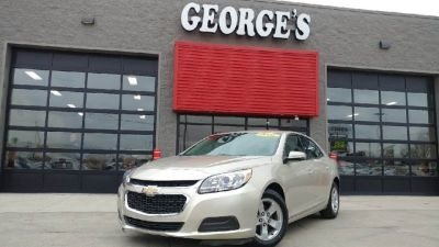 2016 Chevrolet Malibu Limited LT 4dr Sedan