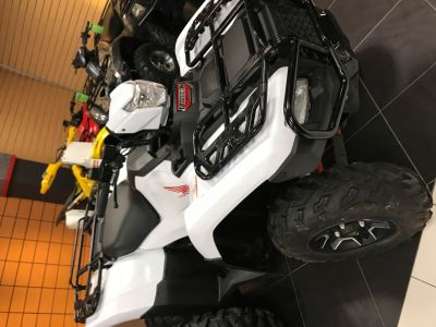 2016 Honda FourTrax Foreman Rubicon 4x4 Automatic DCT EPS Deluxe Utility ATVs Chanute, KS