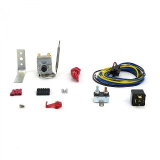 Find Adjustable Temperature Switch Relay Kit hot rod go kart 350 racing 2 din ltr motorcycle in Portland, Oregon, United States, for US $89.92