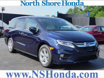 2019 Honda Odyssey (Obsidian Blue Pearl)