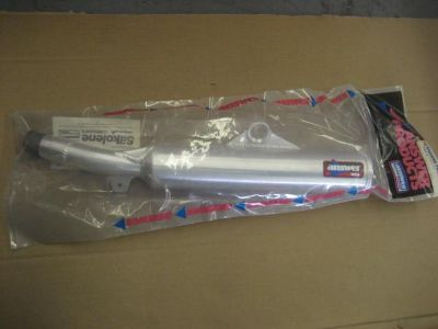 Find VTG 81-82 NOS Answer Yamaha IT250 IT465 Muffler Exhaust MX AHRMA motorcycle in San Diego, California, US, for US $79.99