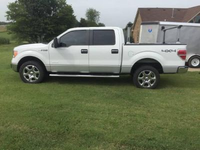 2013 Ford F-150 4x4 Ecoboost