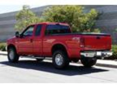 2002 Ford F-250 4X4