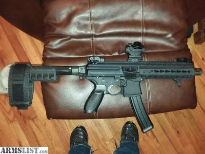 For Sale/Trade: Sig Sauer MPX