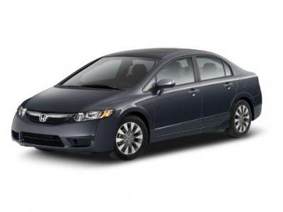 2010 Honda Civic EX-L (Brown)