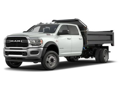 2019 RAM 5500HD Tradesman (Bright White Clearcoat)