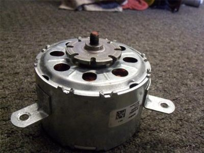 Sell 2005-2012 OEM CHRYSLER 300 LH DRIVER SIDE COOLING FAN MOTOR 5137714AA motorcycle in Bixby, Oklahoma, US, for US $99.99