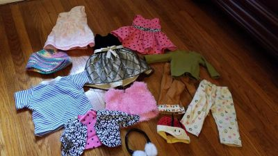 Doll clothes- fits American Girl doll