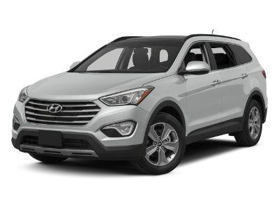 2015 Hyundai Santa Fe Limited (Becketts Black)