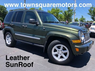 2007 Jeep Liberty Limited (Green)