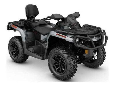 2017 Can-Am Outlander MAX XT 850 Utility ATVs Leesville, LA