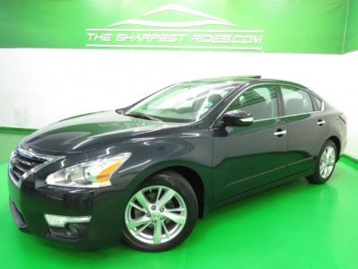 2015 Nissan Altima SL Moon Roof -Leather-* 1_Owner_CarFax!