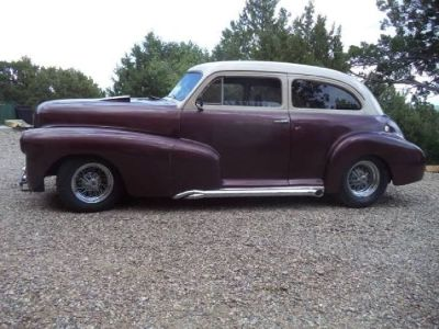 1947 Chevrolet Custom Street Rod for sale in Cedar Crest, NM