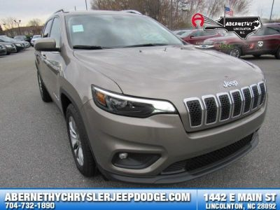 2019 Jeep Cherokee Latitude Plus ()