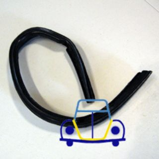 VW Beetle Left Vent Wing Seal, 65-78
