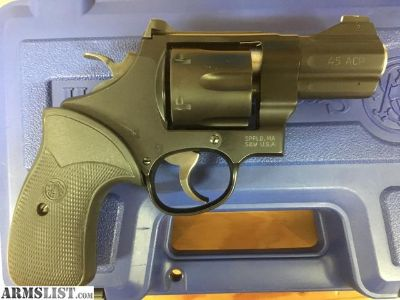 For Sale: Smith & Wesson 325NG 45acp NightGuard