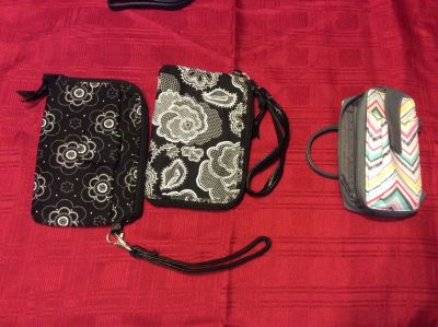 Thirty One wristlet wallets