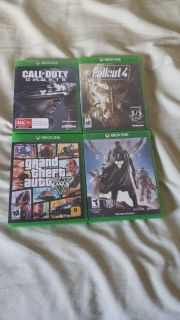 Xbox one games 60 obo