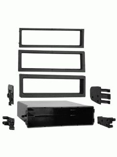 Purchase METRA 88-00-9000 MULTI VEHICLE FITMENT UNDER RADIO POCKET DASH INSTALLATION KIT motorcycle in Waynesboro, Virginia, US, for US $19.99