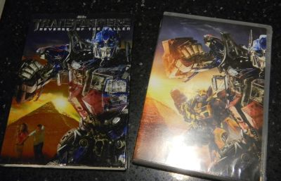 NEW Transformers Revenge of The Fallen DVD Movie
