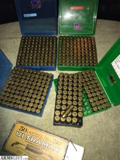 For Sale: .45 long colt - 380 rounds