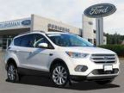 "2018 Ford Escape Titanium Navigation, Heated Leather Seats, 18"" Wheels"