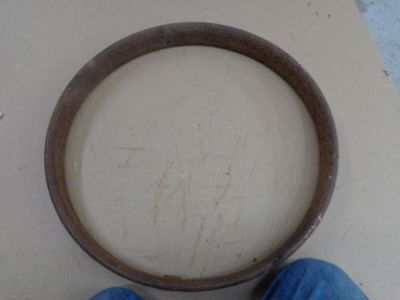 Sell Antique Car 30 x 3 1/2 Clincher Rim MT-135 motorcycle in Iola, Kansas, United States, for US $65.00