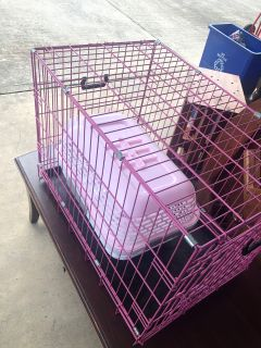 Cat cages and accessories