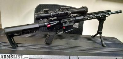 For Trade: Anderson AR, 5.56/223, with Extras FOR TRADE ONLY