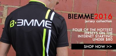 Premium BIEMME 2016 Cycling Jersey Collection