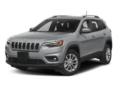 2019 Jeep Cherokee Latitude Plus (Granite Crystal Metallic Clearcoat)