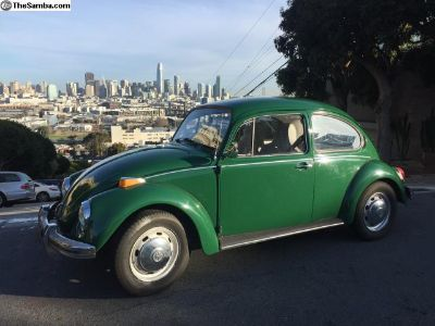 71 Bug, Excel California car, Complete paperwork!!