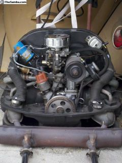 1600 Dual Port Engine