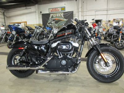 2013 Harley-Davidson Sportster Forty-Eight Sport Motorcycles South Saint Paul, MN