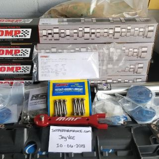 Brand New 11-14 Mustang Coyote JPC/RGR TURBO Stg3 CompCams &