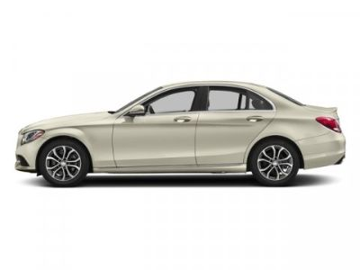 2018 Mercedes-Benz C-Class C 300 (designo Diamond White Metallic)