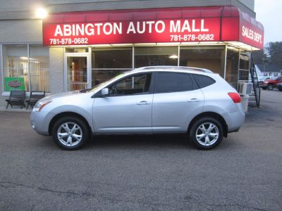 2009 Nissan Rogue S SULEV ()