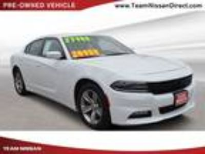 Used 2018 Dodge Charger White Knuckle Clearcoat, 41.5K miles