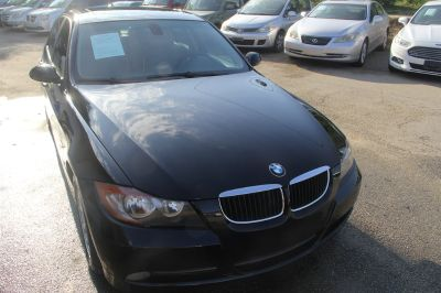 2007 BMW 3-Series 328i (Black)