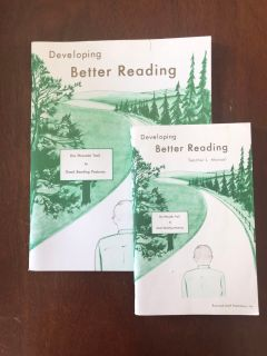 Rod and Staff Developing Better Reading