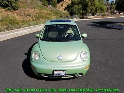 2002 Volkswagen Beetle GLS