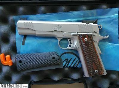 For Sale: Kimber Target II 9mm 1911